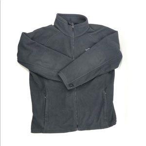 The north face men's fleece sweater full zip